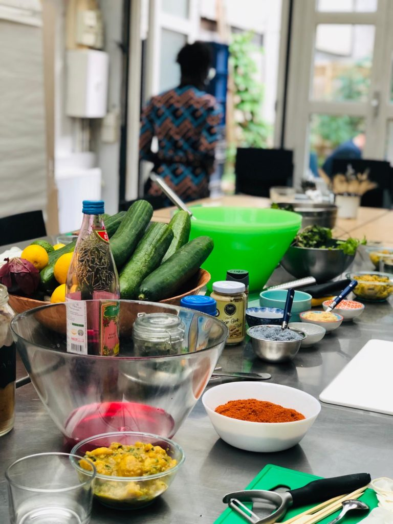 Atelier Cuisine Indo-mauricienne
